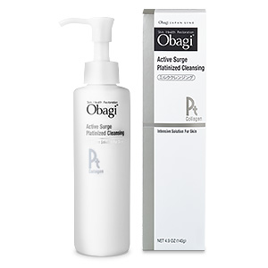 Очищающий крем Obagi Active Surge Platinized Cleansing, 140 гр.