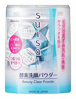 Пудра для умывания Suisai Beauty Clear Powder Kanebo